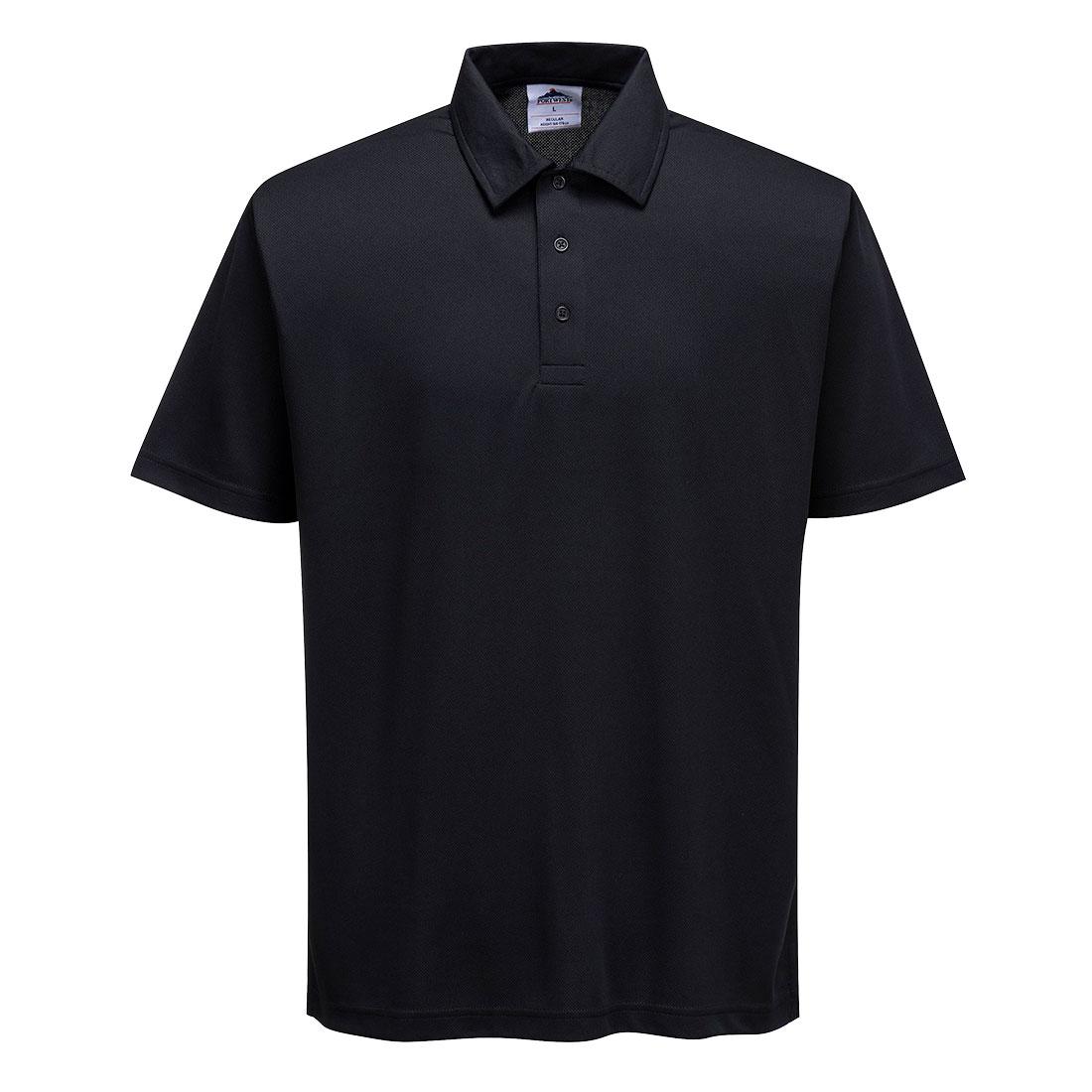 b6e437b157 Portwest Classic pólóing fekete