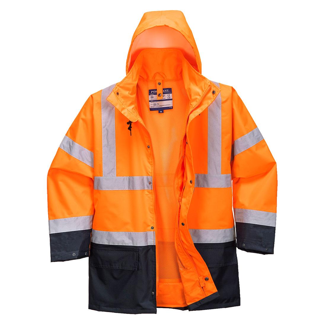 8eb6183611 Safety at Work - Portwest - dzseki, kabát